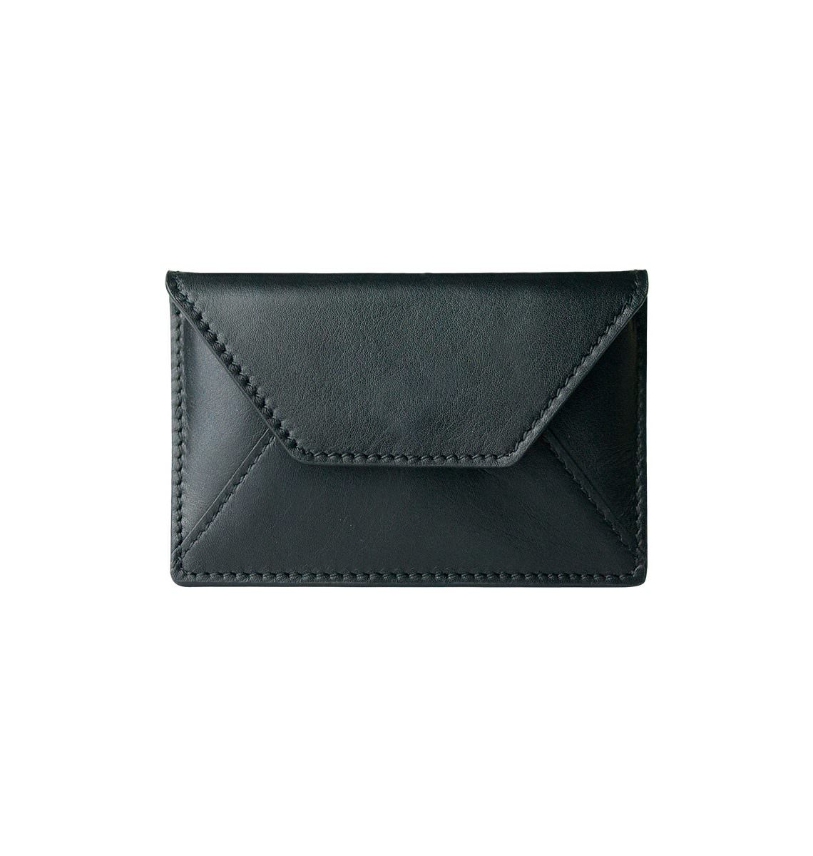 Leather Business Card Holder Black Alto Iphone Leather Case