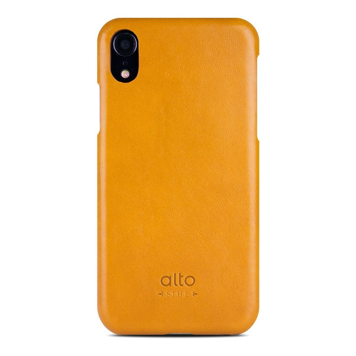 best service 71d3b 278a0 iPhone XR Original Leather Case - Caramel